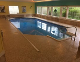 Residential Floor Coatings - Pool Decks Photo 3