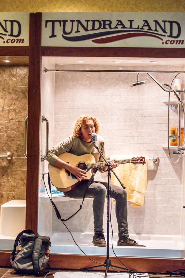 Tundraland's Singing in the Shower to Benefit Local Student