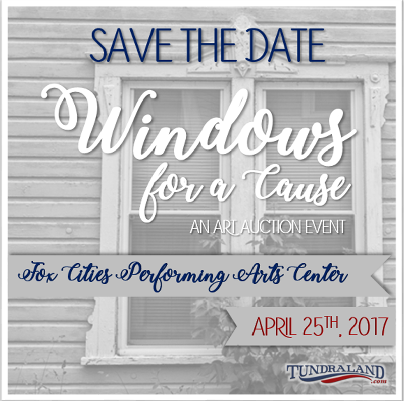Save the Date for our 2nd Annual Windows for a Cause Event
