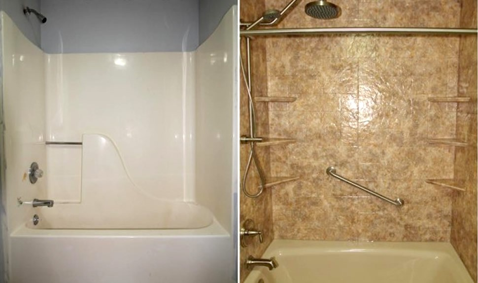 Repairing Vs Replacing Bathtub Gallery Photo 1