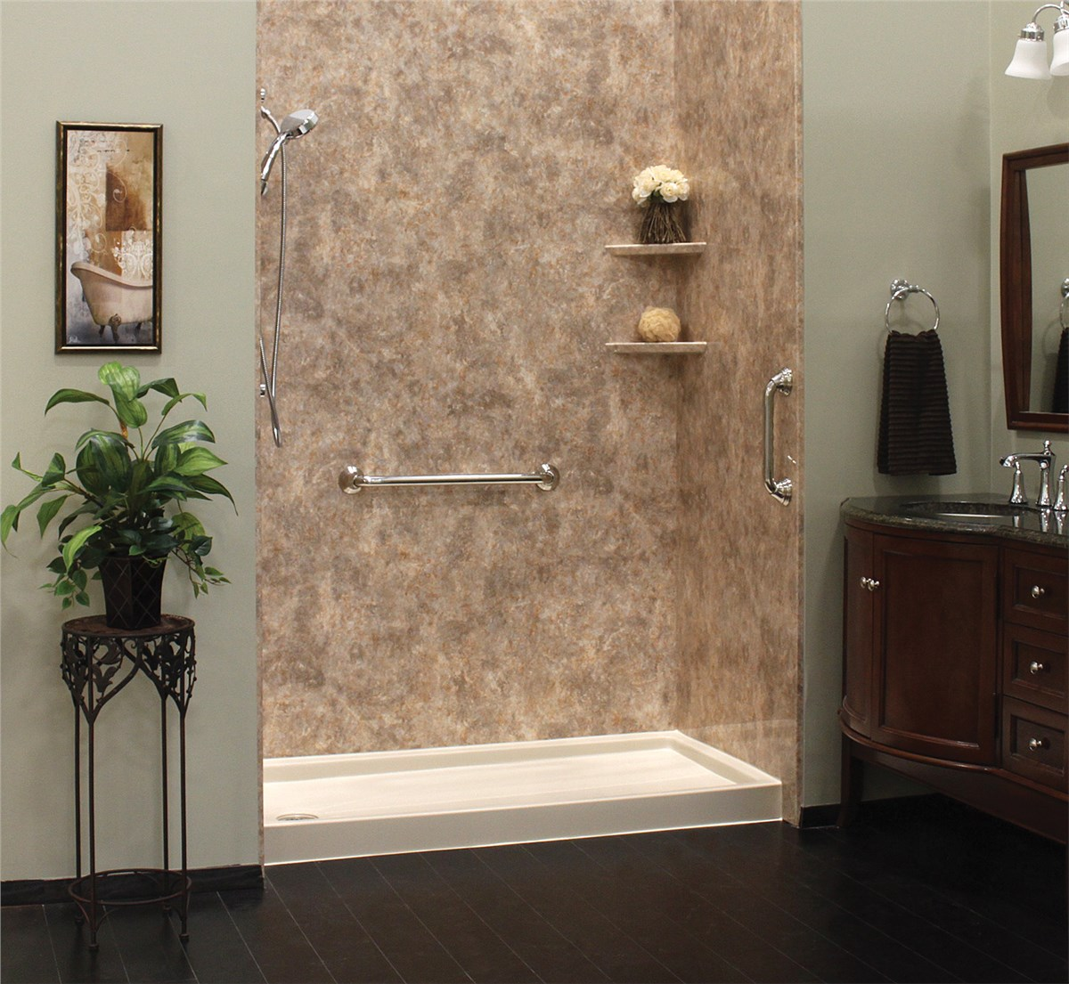 Green Bay Walk-In Showers | Madison Walk-In Showers | Tundraland