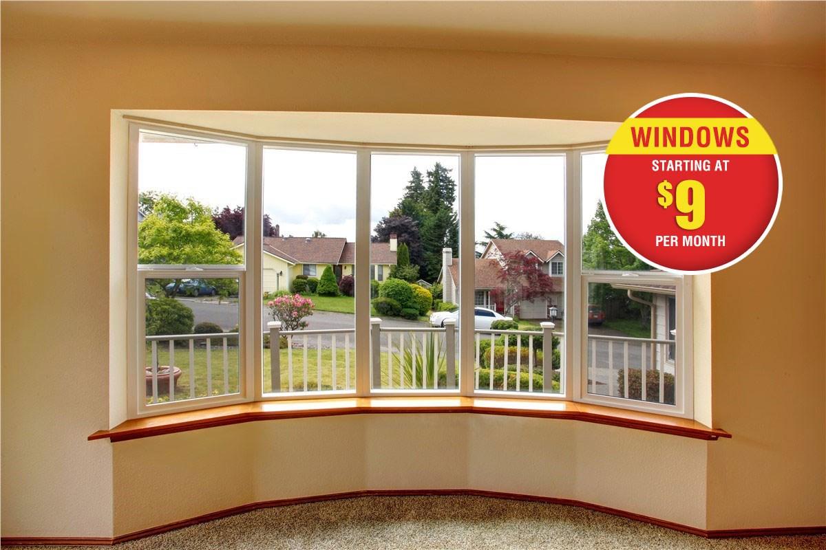 Green Bay Bow Windows