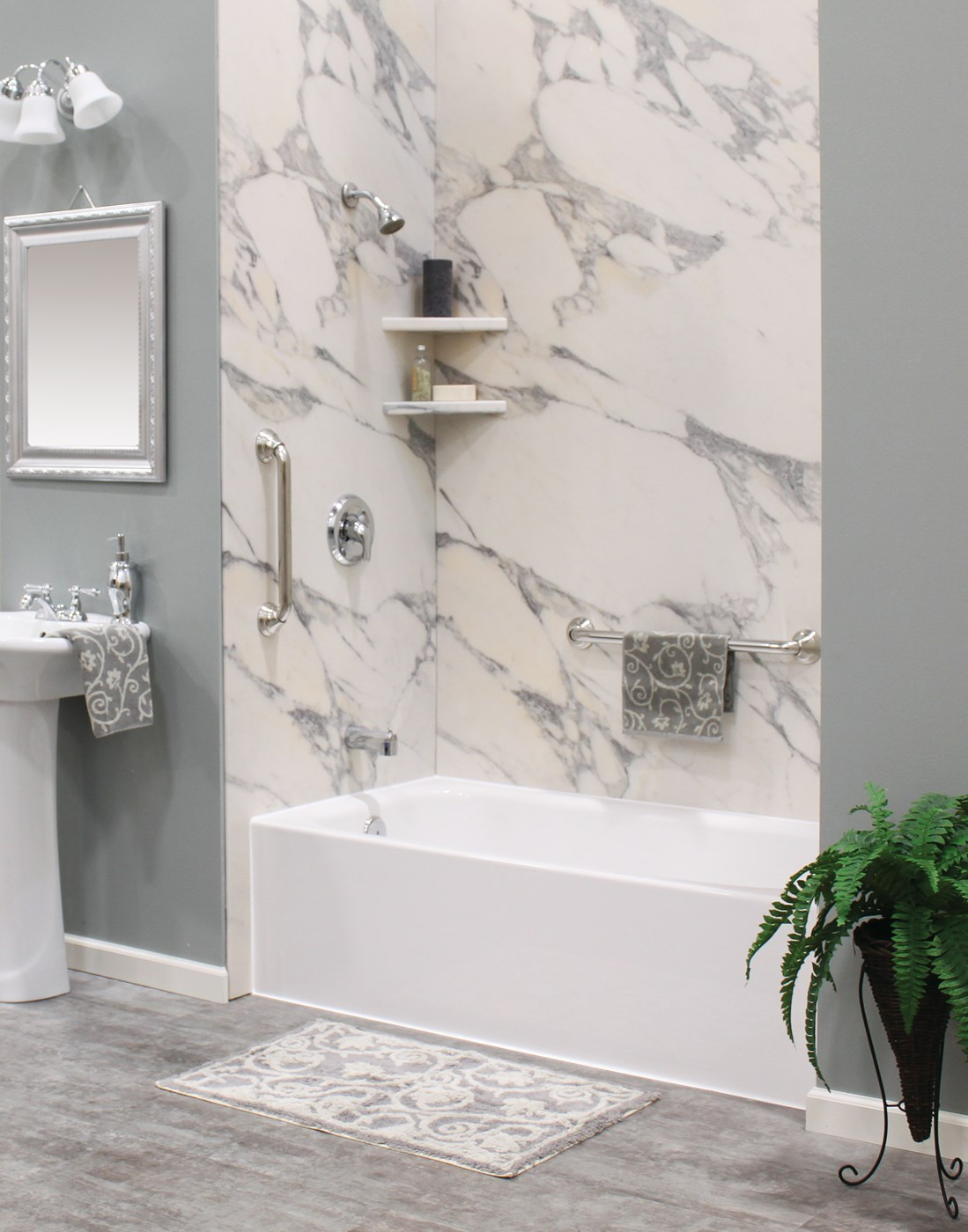 Green Bay Wall Surrounds Green Bay Bath And Shower Surrounds Tundraland