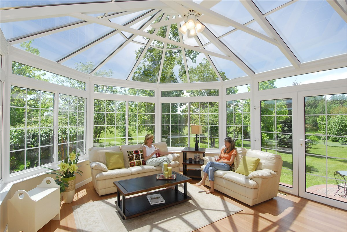Green bay sunrooms green bay home remodeling tundraland for Building a four season room