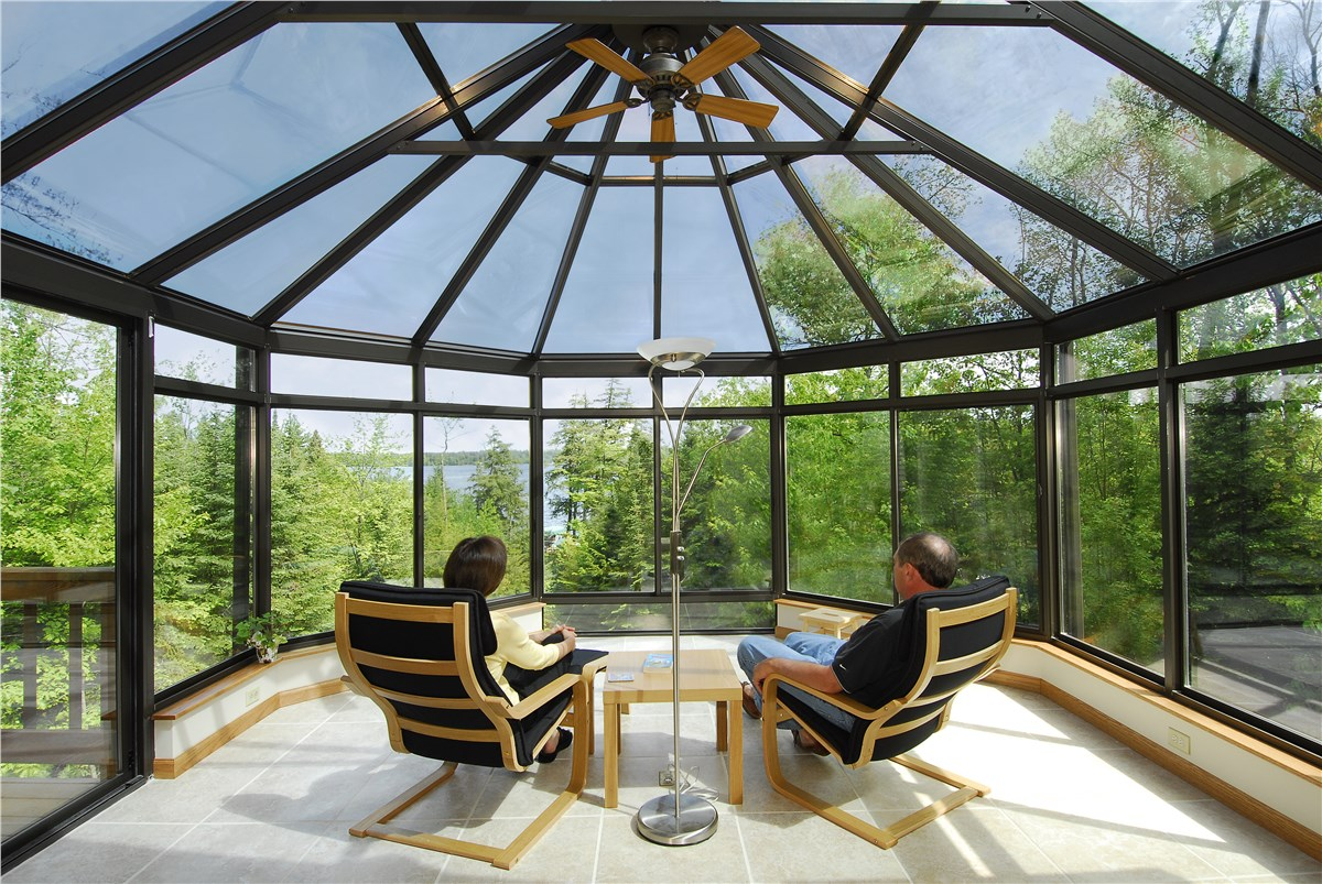 Green bay sunrooms green bay home remodeling tundraland for Solarium room additions