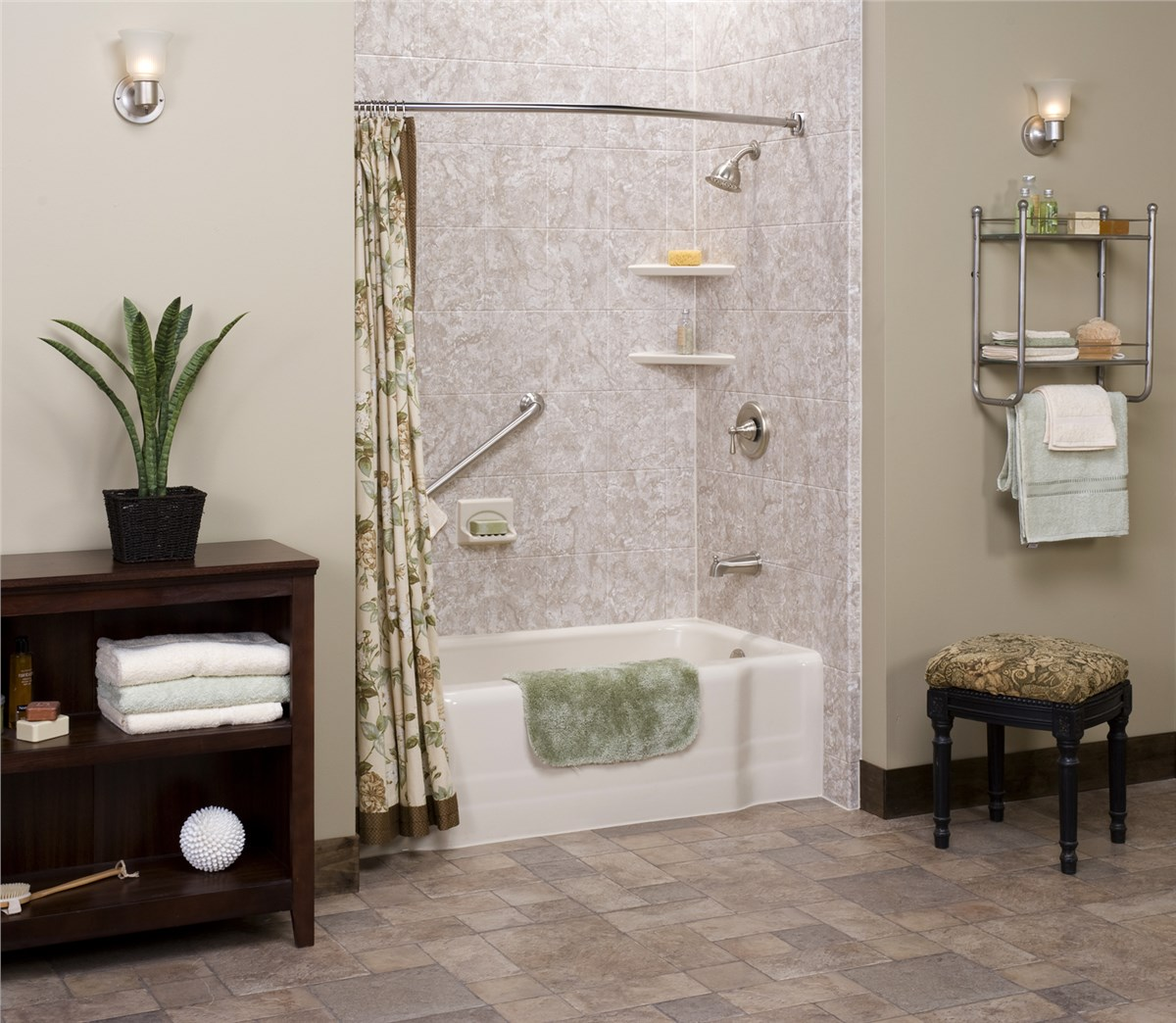 Green Bay Wall Surrounds | Green Bay Bath and Shower Surrounds ...