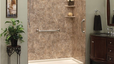 Walk-in Showers Gallery Photo 3