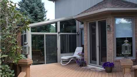 Patio Enclosure Photo 4