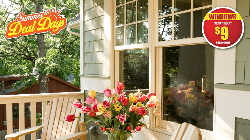 Get $150 OFF Every Window You Replace!