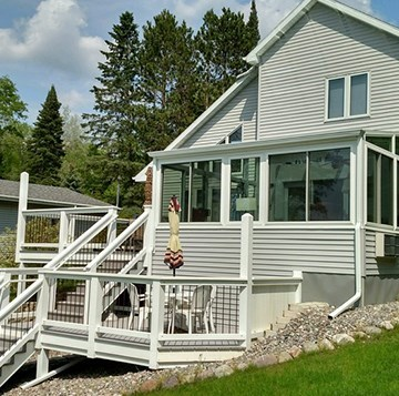 Get $1,500 Off A New Sunroom or Deck