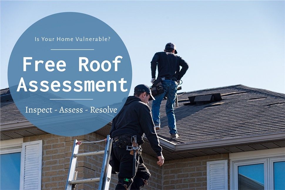 Free Roof Inspection and $99 Flat-Rate* Roof Repair!