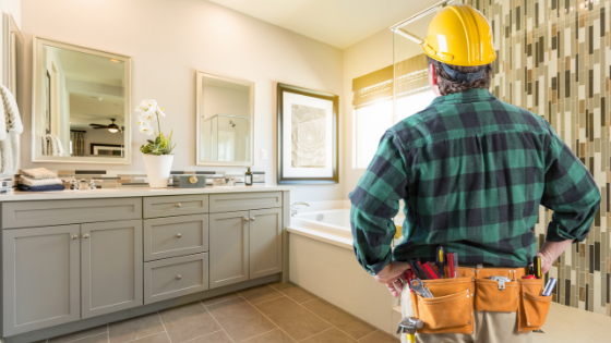 5 Reasons to Hire a Professional for Your Bath Remodel