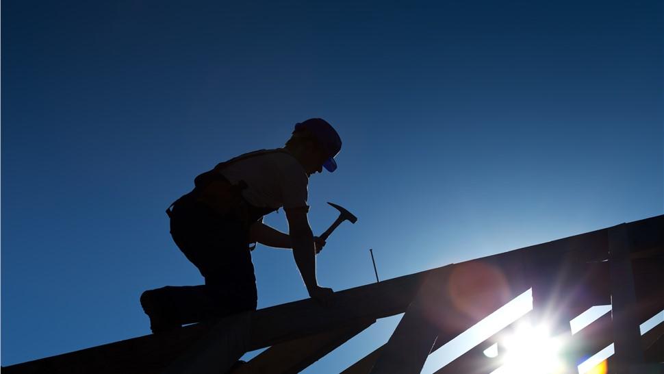 Roof Installation Photo 1