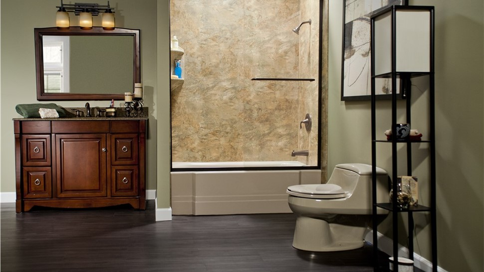 Shower-to-Tub Conversion Photo 1