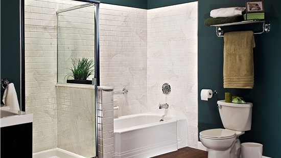 $1,000 OFF YOUR TUB/SHOWER REPLACEMENT!