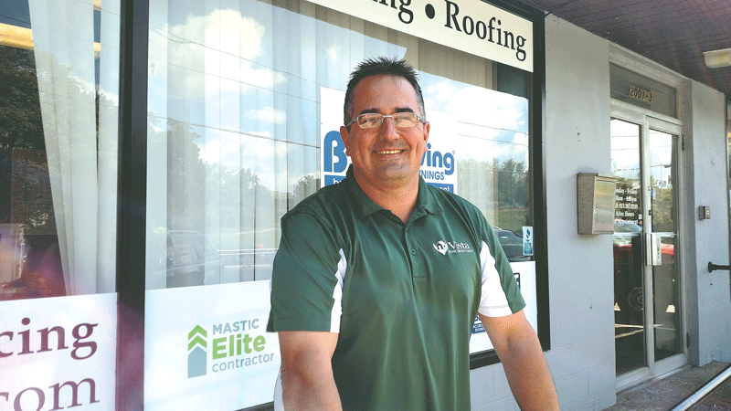 Vista Home Improvement Builds on a Decade of Growth - Springfield, MA