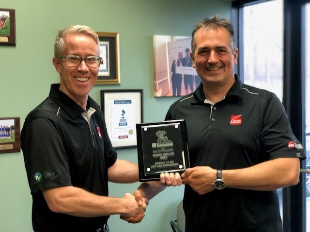 Owens Corning Roofing Conference: 2019 Product Excellence Award Recipients