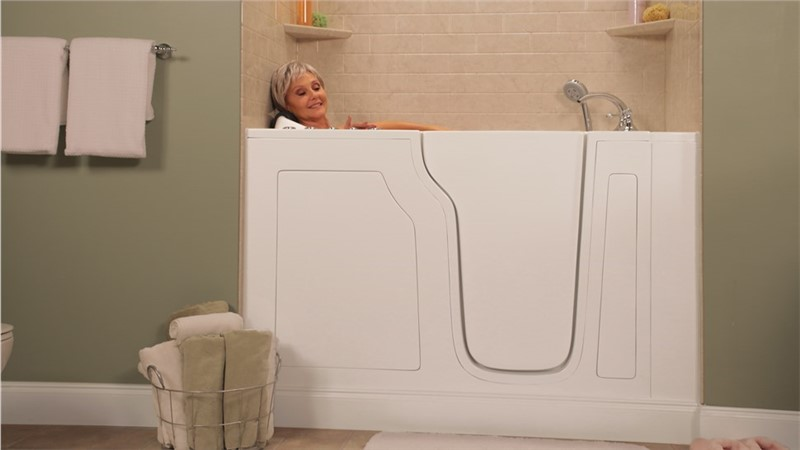 The Benefits of Walk-In Tub Installations