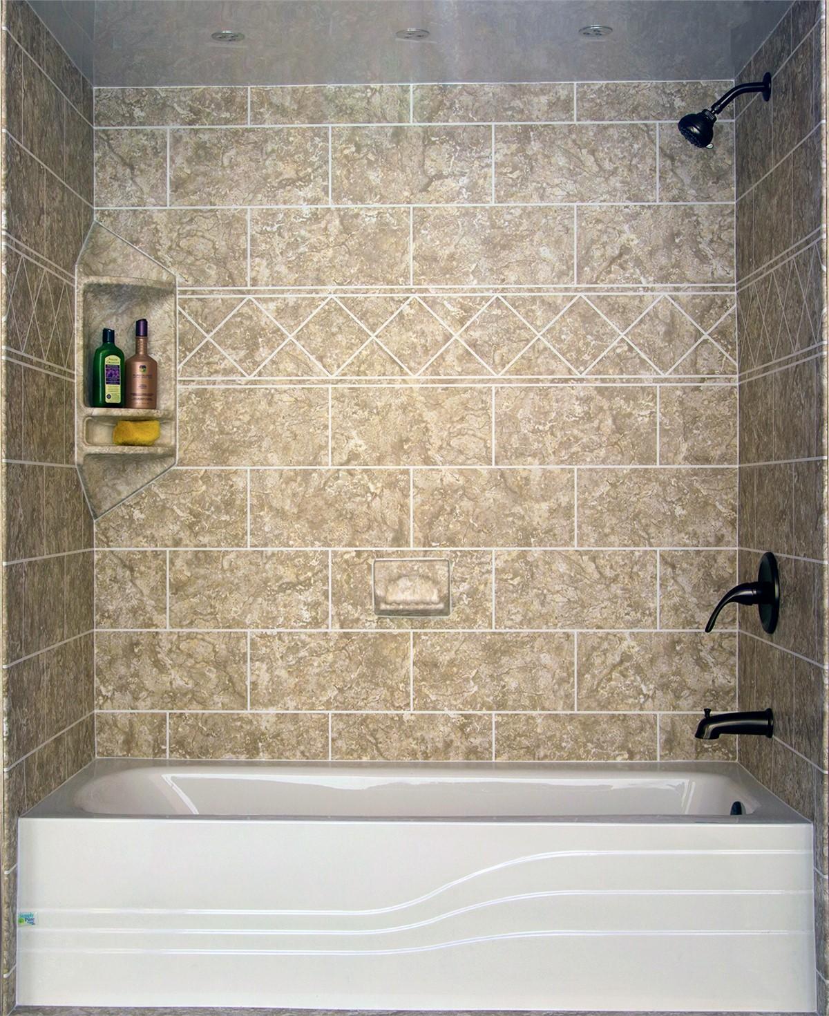 Massachusetts Bath Wall Surrounds | Hampden County Bath Wall ...