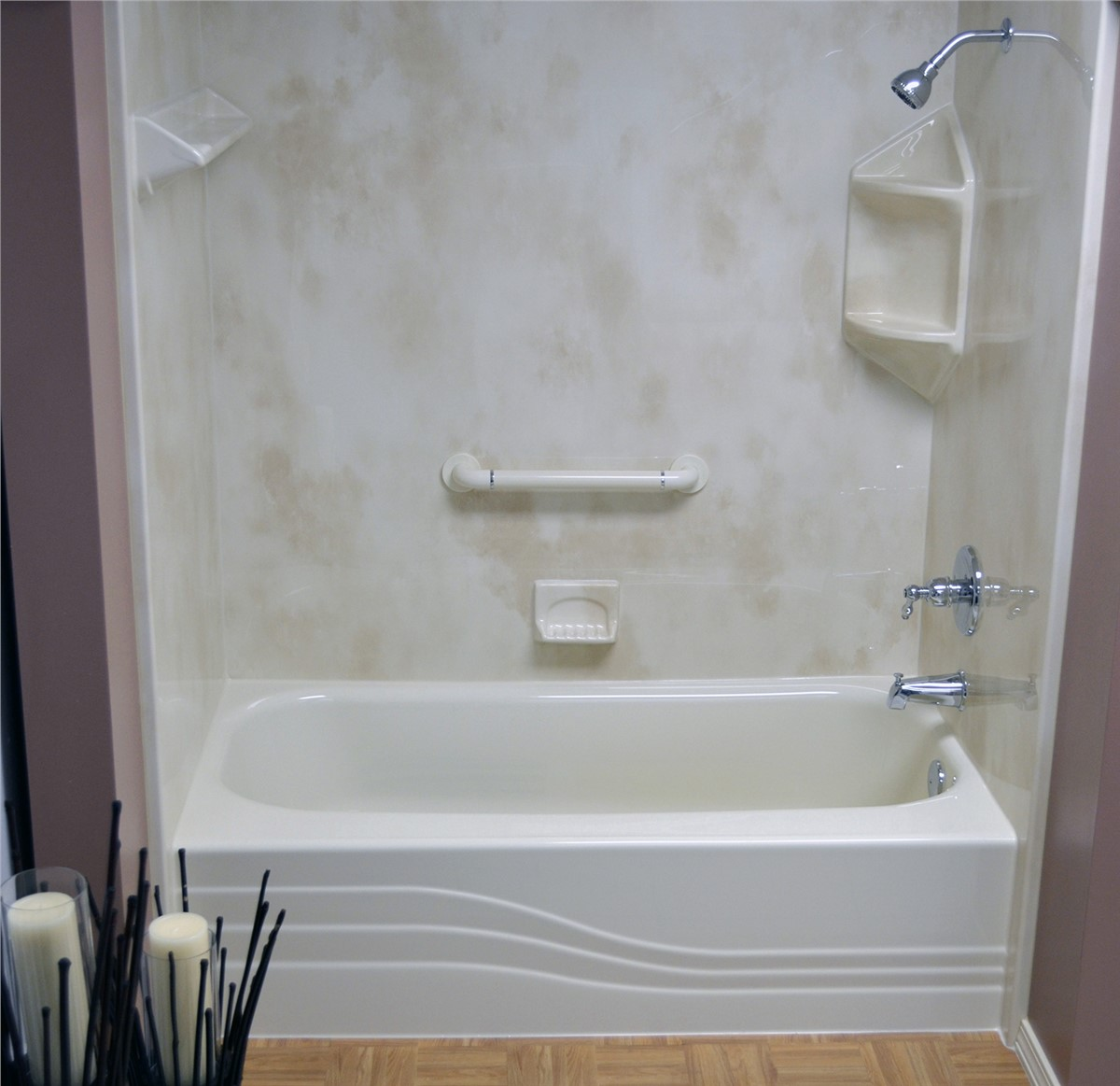 New England Shower-to-Tub Conversions
