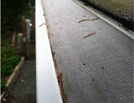 Gutter Protection ---------- Siding Photo 3