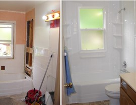 Bathroom Renovation Photo 2