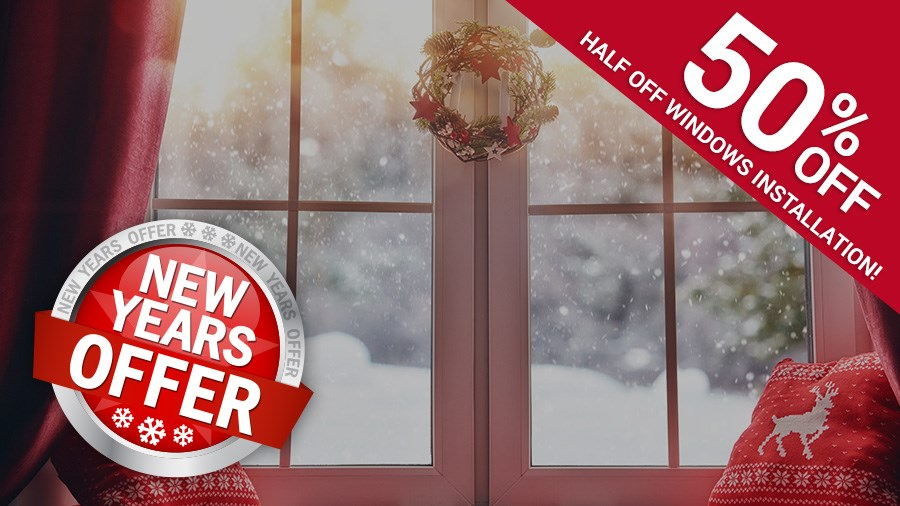 10% off windows, this month only!