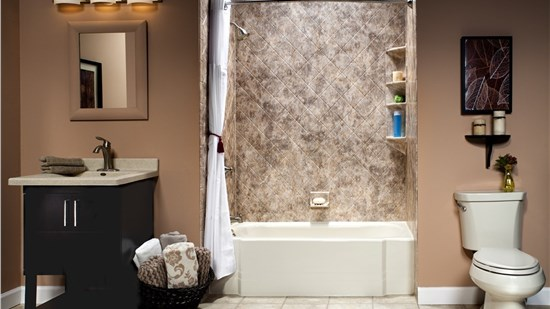 Flexible $89/Month Financing for Your Bath Remodel