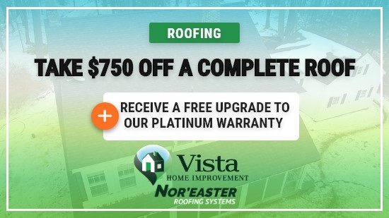 Save $750 and Receive a Free Upgrade to a Platinum Roofing Package!