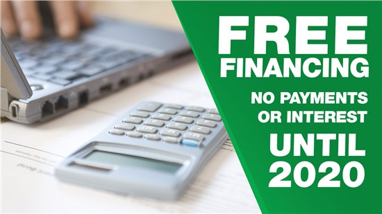 Free Financing!