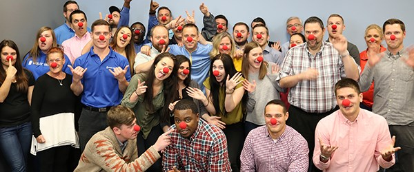 West Shore Celebrates Red Nose Day