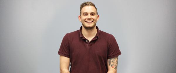 Employee Spotlight: Levi McCurdy