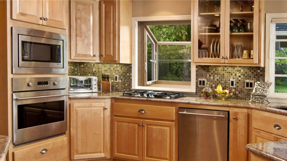 Garden windows example