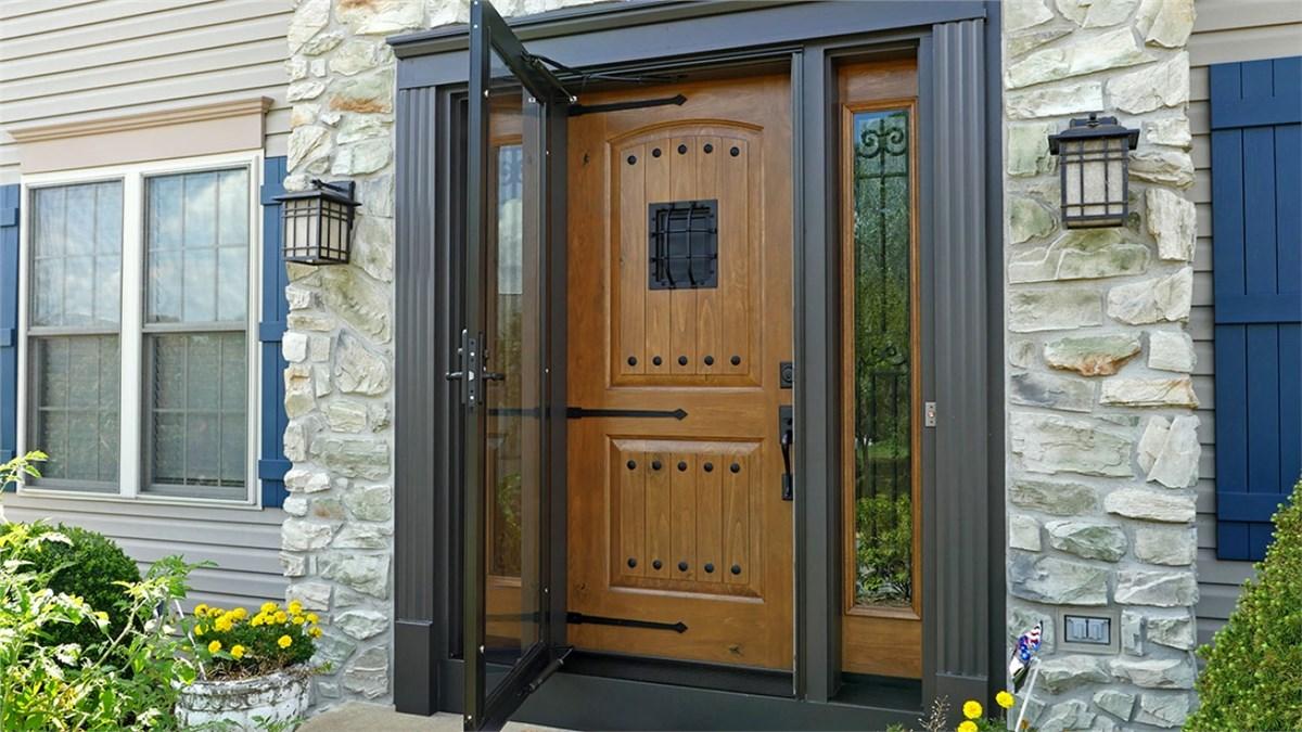 Doors            Exterior Remodeling Photo 4