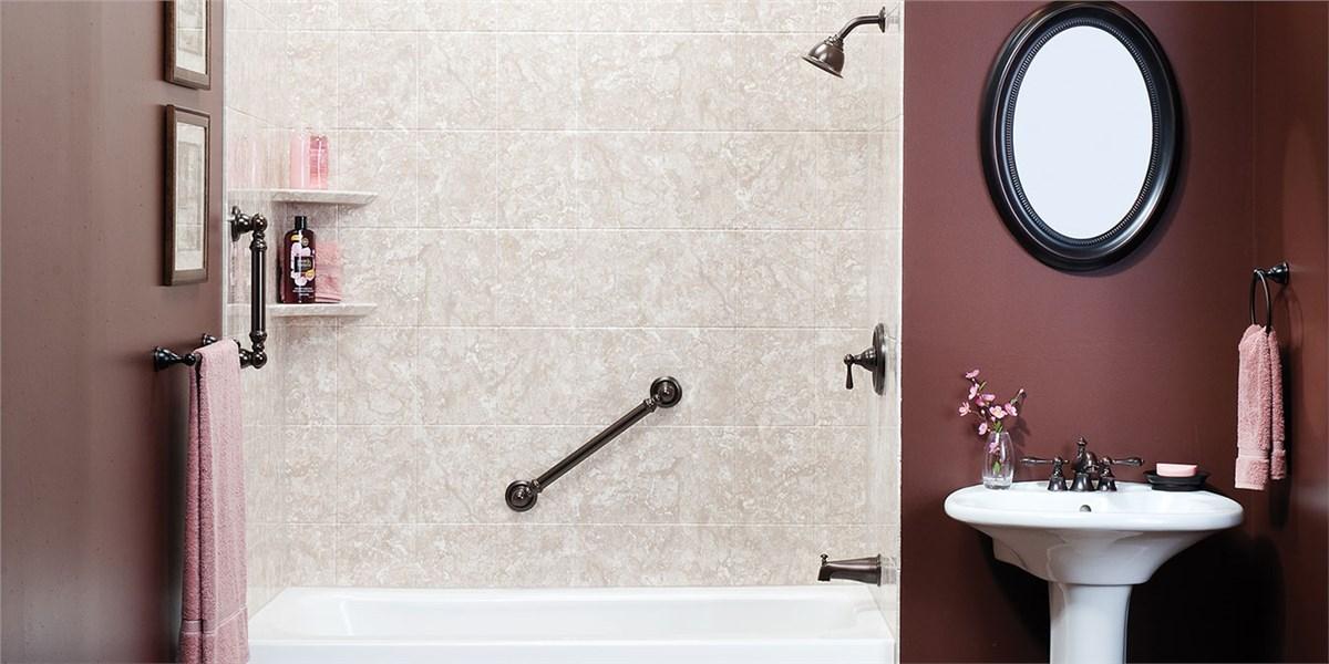 Bathtub Surrounds | Bathroom Remodeling | West Shore