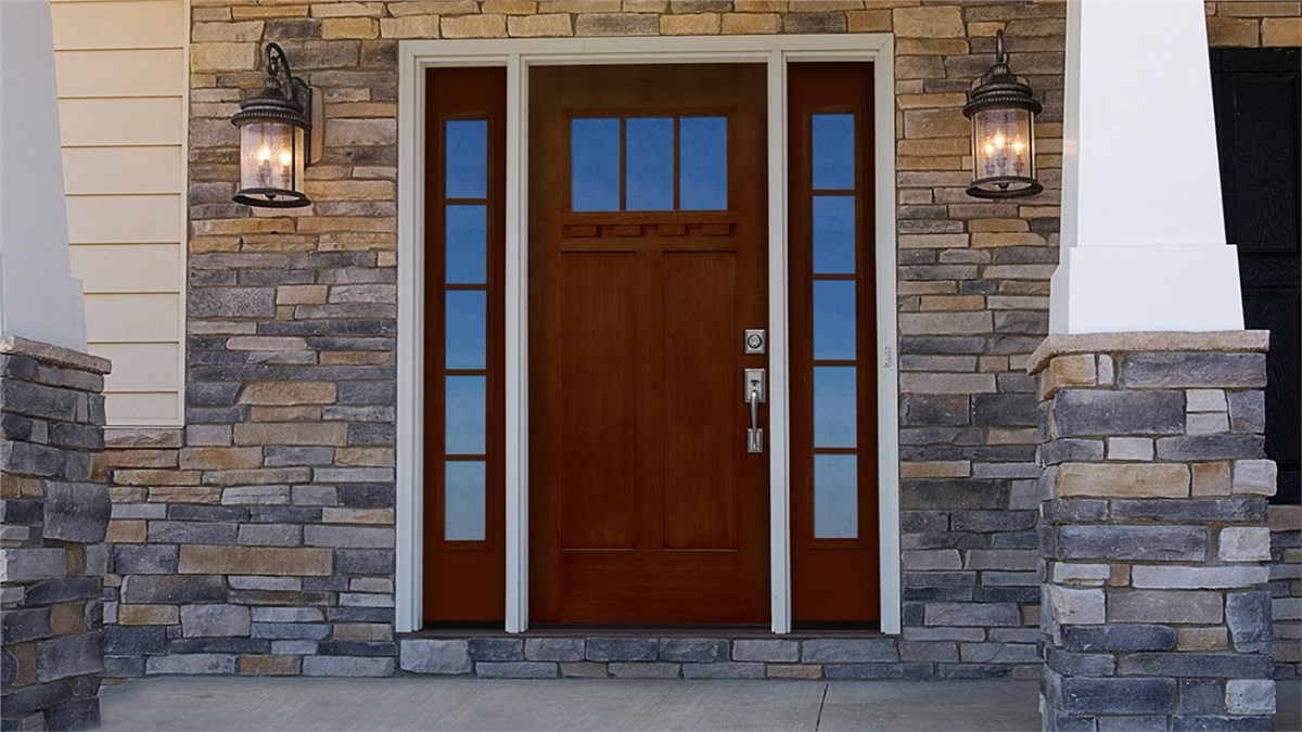 Fiberglass Entry Doors Replacement Entry Doors West Shore