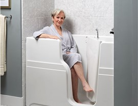 Product Gallery - Walk-In Tubs Photo 1