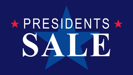Presidents Sale - Doors