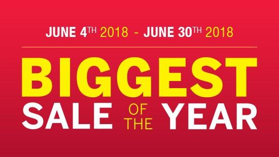 Biggest Sale of the Year | Doors