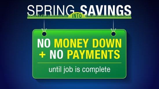 Spring into Savings - Doors