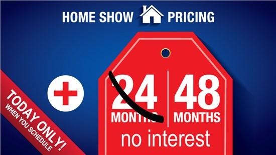 Home Show Pricing Bath Special!