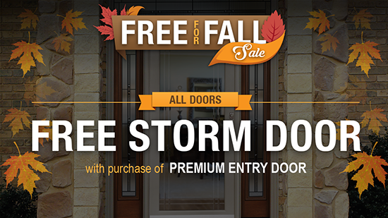 Free for Fall Sale - Doors