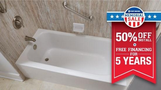 Memorial Sale - Baths - Image