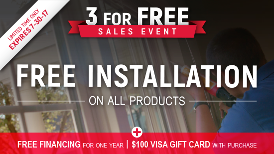 3 For Free Sales Event - Windows