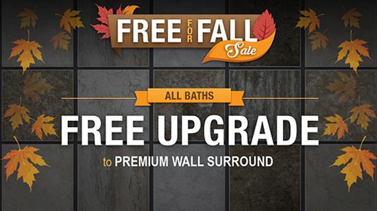Free for Fall Sale - Baths
