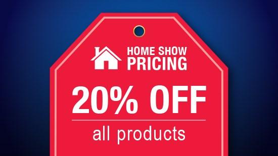 Home Show Pricing - Doors