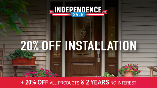 Independence Sales Event - Doors