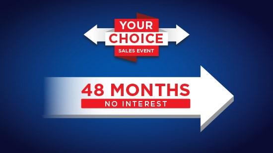 Your Choice: Bath Sales Event