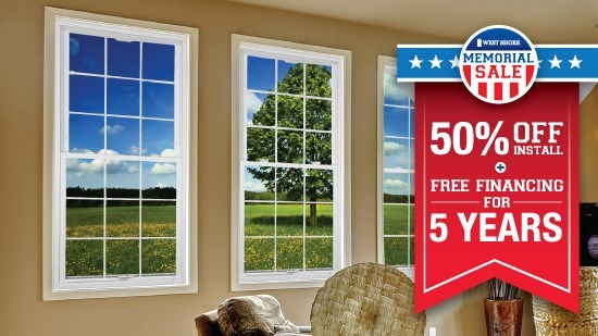 Memorial Sale - Windows - Image