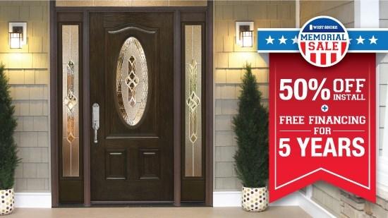 Memorial Sale - Doors - Image